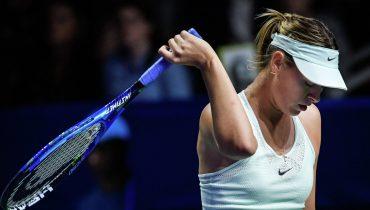 Мария Шарапова завершила борьбу на Кубке Кремля