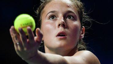 Дарья Касаткина обыграла Анастасию Павлюченкову в первом раунде Кубка Кремля