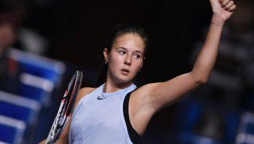 Дарья Касаткина вышла в полуфинал Кубка Кремля