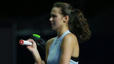 Наталья Вихлянцева уступила Юлии Гёргес в полуфинале Кубка Кремля