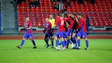 «СКА-Хабаровск» обыграл «Динамо» в 1/8 финала Кубка России