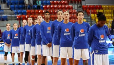 Баскетболистки «Енисея» дома уступили «Кошице» в матче Кубка Европы