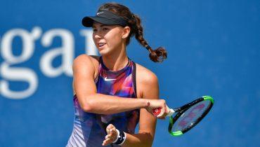 Наталья Вихлянцева переиграла Ализе Корне в четвертьфинале Кубка Кремля