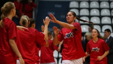 Баскетболистки МБА победили «Спарту энд К» во 2-м туре Кубка Европы