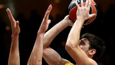 «Химки» одолели «Жальгирис» во 2-м туре баскетбольной Евролиги