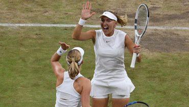 Макарова и Веснина пробились в полуфинал Итогового чемпионата WTA