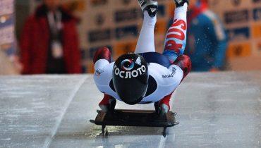 Никита Трегубов стал 2-м на этапе Кубка мира по скелетону