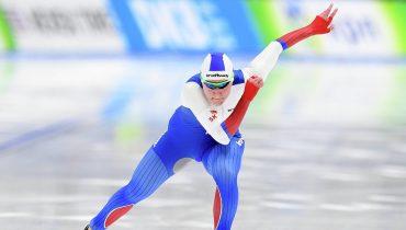Ангелина Голикова завоевала бронзу на этапе Кубка мира