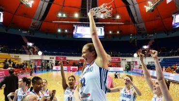 Баскетболистки курского «Динамо» одолели «Галатасарай»
