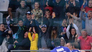 «Оренбург» переиграл «Енисей» в центральной встрече 22-го тура