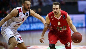 «Локомотив-Кубань» взял верх над «Бильбао» в матче 4-го тура Еврокубка