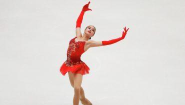 Алина Загитова стала победительницей этапа Гран-при в Китае
