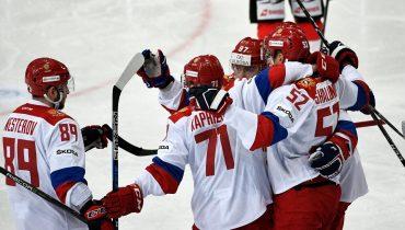 Российские хоккеисты одолели швейцарцев