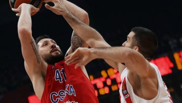ЦСКА переиграл «Црвену Звезду» в поединке 7-го тура регулярного чемпионата Евролиги