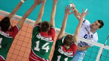 «Динамо» и «Локомотив» в одной группе волейбольной Лиги чемпионов