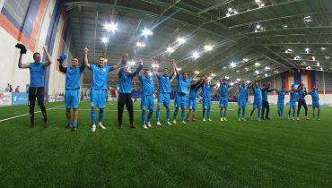 «Сибирь» обыграла «Зенит-2» в матче 22-го тура (Видео)