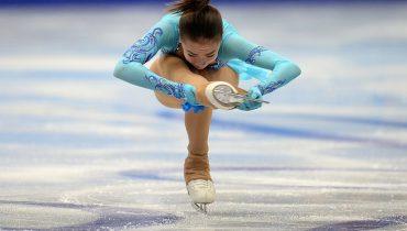 Алина Загитова вышла в финал Гран-при по фигурному катанию