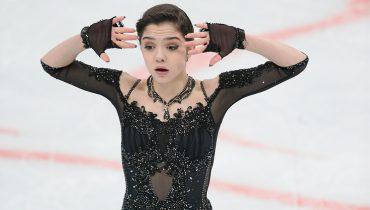 Медведева планирует выступить на финале Гран-при по фигурному катанию в Японии