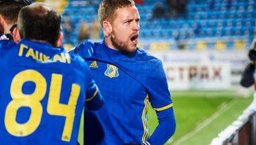 «Ростов» дома взял верх над «Анжи» в матче 18-го тура РФПЛ (Видео)