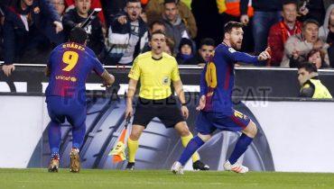 «Бетфайр» считает ничью в матче «Валенсия» — «Барселона» несправедливой