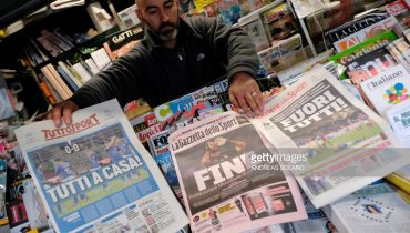 Сборная Италии лишила букмекеров прибыли