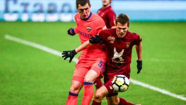 ЦСКА в Казани обыграл «Рубин» в поединке 18-го тура РФПЛ