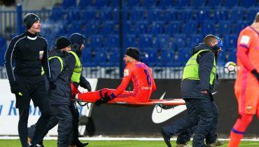 Алексей Березуцкий и Георги Миланов получили переломы в матче против «СКА-Хабаровск»