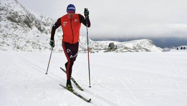 FIS временно отстранила шестерых лыжников из России