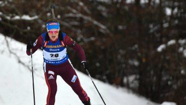 Стали известны имена российских биатлонистов, которые выступят в «Рождественской гонке»