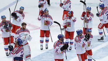 Сборная Чехии взяла верх над командой Швеции