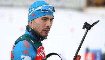 Антон Шипулин стал четвёртым в масс-старте на этапе Кубка мира в Анси