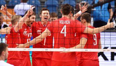 Известны соперники российских волейболистов на групповом этапе ЧМ-2018