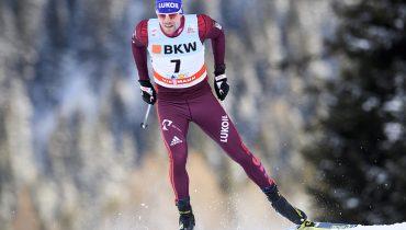Лыжники Устюгов и Большунов завоевали медали на этапе Кубка мира