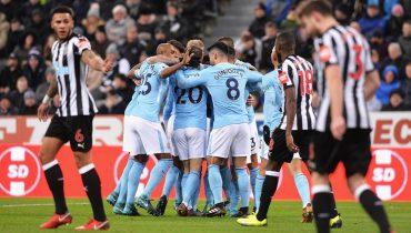«Манчестер Сити» победил в 18-м матче АПЛ подряд