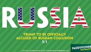Paddy Power: США попытаются повлиять на выборы президента России