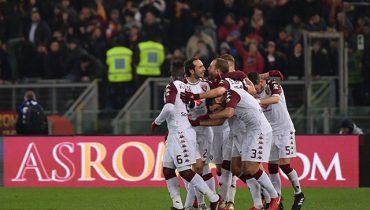 «Рома» проиграла «Торино» и выбыла из Кубка Италии