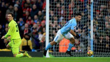 «Манчестер Сити» добился 17-й победы в АПЛ