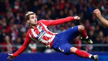 «Атлетико» подаст на «Барселону» жалобу в ФИФА из-за Гризманна