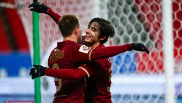 «Рубин» обыграл «СКА-Хабаровск» в поединке 20-го тура РФПЛ
