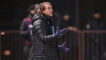 Роберто Манчини: «Нужен человек, который будет забивать голы в большом количестве»