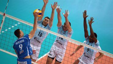 Казанский «Зенит» вернулся на первое место в чемпионате России по волейболу
