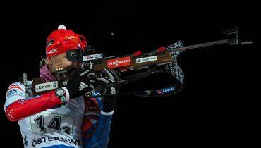 Биатлонистки из России неудачно провели спринтерскую гонку на этапе Кубка мира в Анси