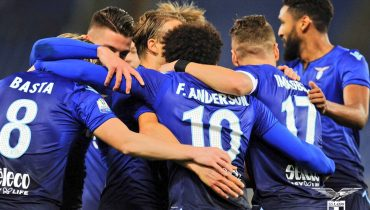 «Лацио» пробился в 1/4 финала Кубка Италии