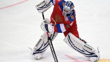 Сборная России переиграла хоккеистов из Канады