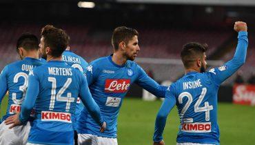 «Наполи» обыграл «Удинезе» и вышел в четвертьфинал Кубка Италии