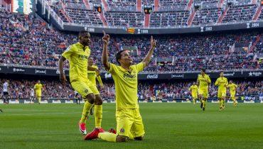 «Вильярреал» выиграл у «Валенсии» за счет гола Карлоса Бакки