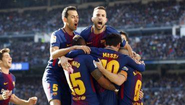 «Барселона» в Мадриде расправилась с «Реалом»