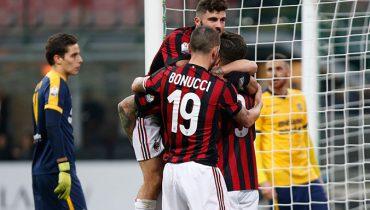 «Милан» и «Интер» встретятся в 1/4 финала Кубка Италии
