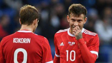 «Лига Ставок»: Смолов и Кокорин в составе сборной, Дзюба под вопросом