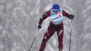 Наталья Непряева стала четвертой в спринте на «Тур де Ски»